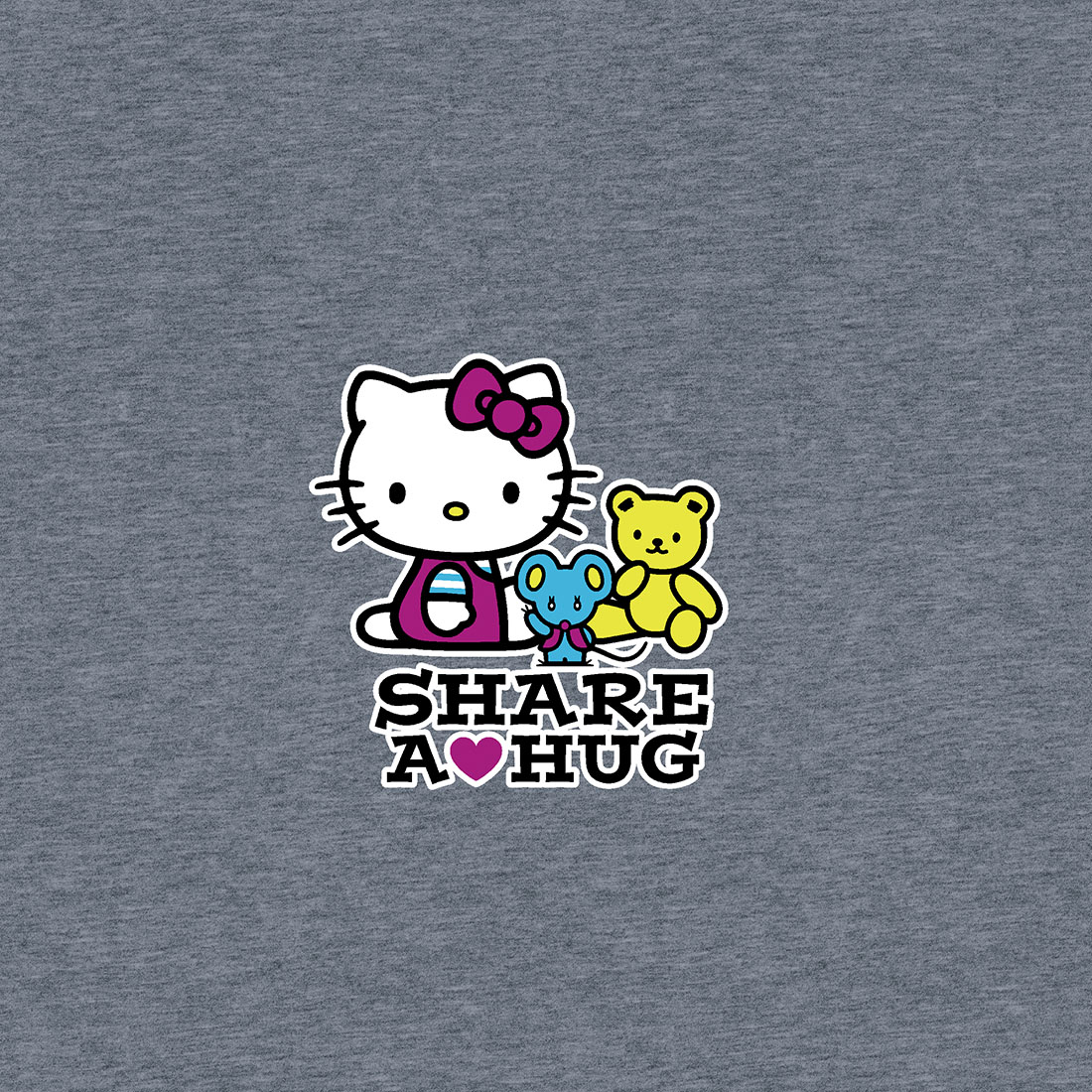 HKET:Hello Kitty Share