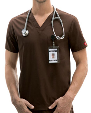 chocolate scrubs