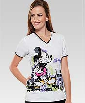 cartoon scrubs