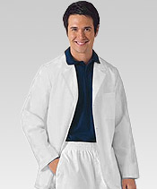 custom made labcoats