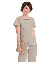 neutral scrubs