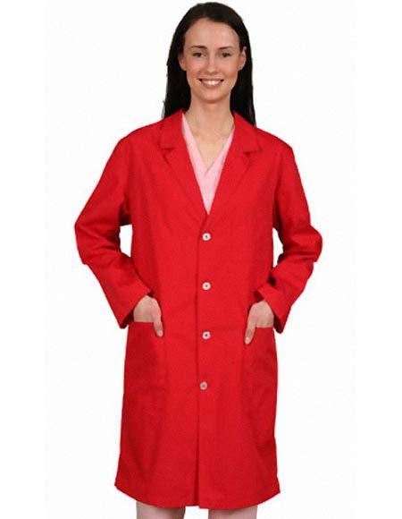 Buy Pulse Uniform Unisex 40 Inch Three Pocket Colored Lab
