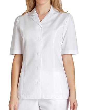 Adar Women Medical Scrubs Two Pockets Collared Scrub-AD-606