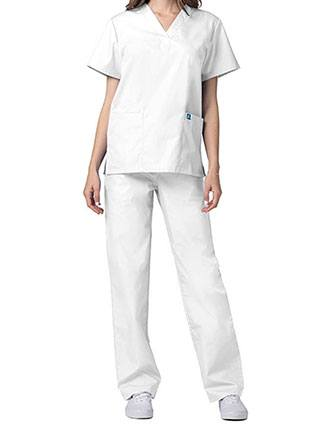 Adar Uniform Unisex Basic Nurse Scrub Set-AD-701