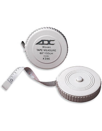 ADC EMS Products Unisex Woven Tape Measure