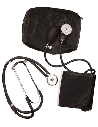 ADC Pocket Pals/Combos Unisex Economy Kit Bp, Scope, Case