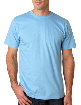 490 Anvil Eco-Friendly Men's AnvilOrganic® Ring-Spun Tee-AN-490
