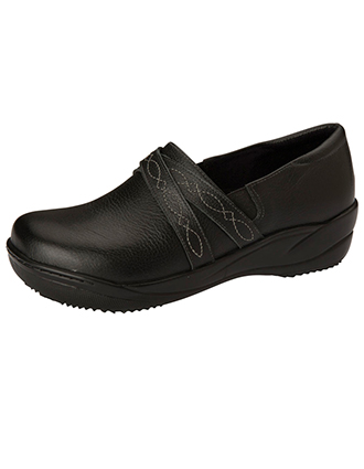 Anywear Women's Leather Step In Footwear