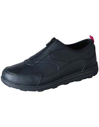 Anywear Women's Synthetic Zipper Athletic Footwear Shoes-AN-MARIGOLD