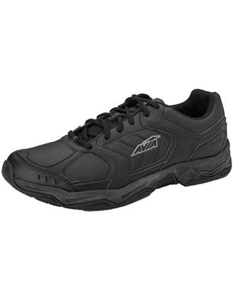 Avia Women's Slip Resistant Leather Upper Athletic Shoes-AV-A1439W