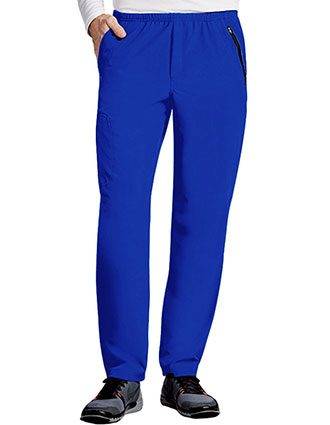 Barco One Men's Modern Fit Petite Scrub Pant