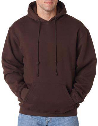 Barco Bayside Adult Hooded Blended Pullover Fleece-BA-B960