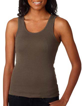 1080 Bella+Canvas Ladies' Baby Rib Tank Top-BE-1080