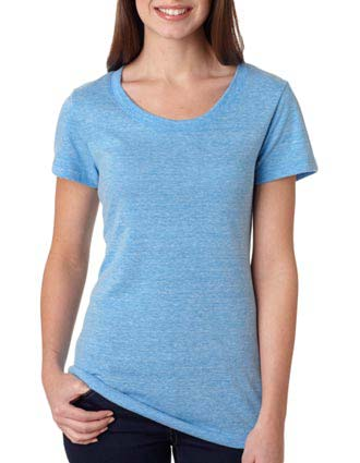 B8413 Bella+Canvas Ladies' Triblend Tee-BE-B8413