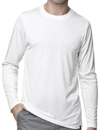 Carhartt Mens Work Dry Long Sleeve Sub-Scrub Nurse Top