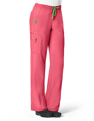 Carhartt Cross-Flex Women's Petite Boot Cut Cargo Pant