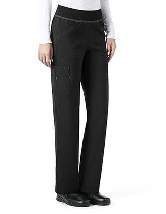 Carhartt CrossFlex Women's Straight Leg Knit Waist Cargo Pant