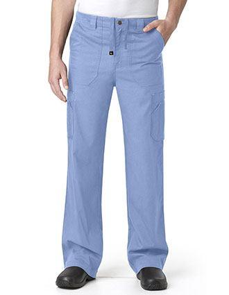 Carhartt Mens Ripstop Multi Cargo Nursing Scrub Pants-CA-C54108