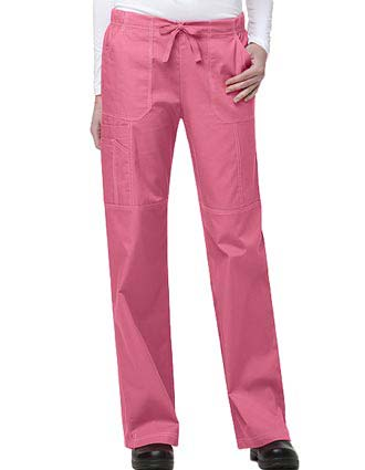 Carhartt Scrubs Women Tradesmen Cargo Pocket Nursing Pants-CA-C57008