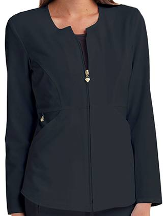 Careisma Fearless Women's Zip Front Jacket-CA-CA300