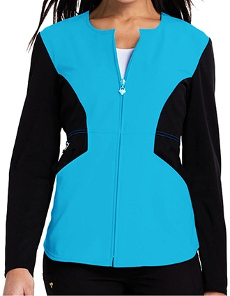 Careisma Fearless Women's Zip Front Jacket-CA-CA302