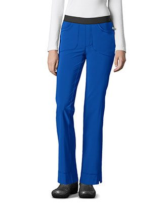 Certainty Antimicrobial Women's Low-Rise Slim Pull-on Pant-CE-1124A