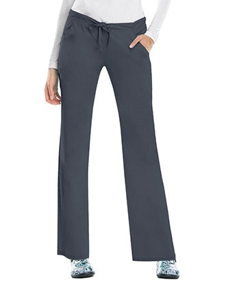 Cherokee Luxe Womens Four Pocket Drawstring Pants-CH-1066