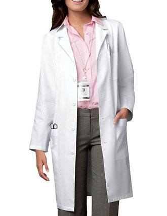 Cherokee Whites Unisex 40 Inches Long Medical Lab Coat-CH-1346