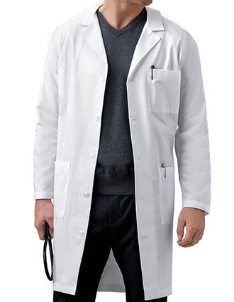 Cherokee Med Man Three Pocket 40 inch Long Medical Lab Coat-CH-1388