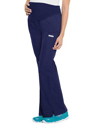 Cherokee Flexibles Women Adjustable Rise Tall Pants