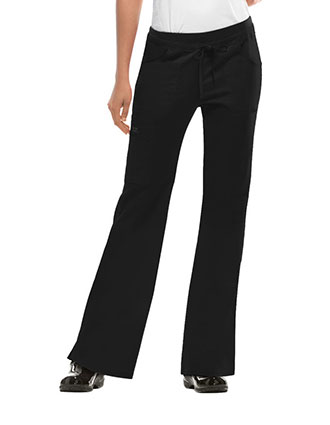 Cherokee WorkWear Junior Flare Drawstring Scrub Pants-CH-24001