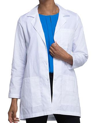 Cherokee Women 32 Inches Multiple Pocket Medical Lab Coat-CH-346