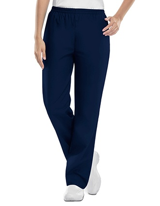 Cherokee Workwear Womens Two Pocket Scrub Pants-CH-4001