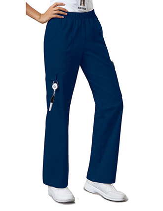 Cherokee WorkWear Women Straight Leg Scrub Pants-CH-4005