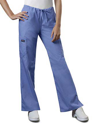 Cherokee Workwear Womens MultiPocket Drawstring Pants-CH-4042
