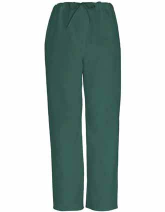 Clearance Sale! Unisex Drawstring Mediccal Scrub Pants by Cherokee