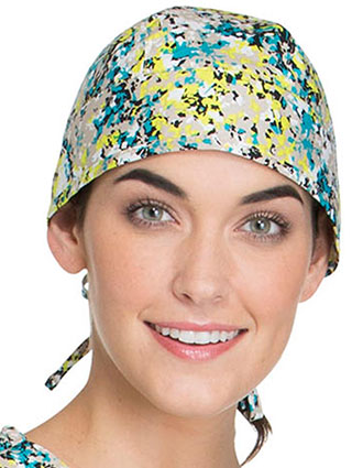 Cherokee Scrub Hats Unisex Love The Way You Fly Unisex Scrub Hat