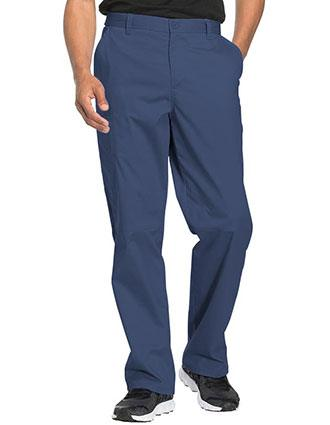 Cherokee Workwear Core Stretch Men's Fly Front Petite Pant