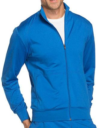 Cherokee Workwear Core Stretch Unisex Zip Front Warm up Jacket