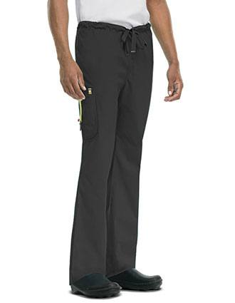 Code Happy Bliss w/ Certainty Plus Men's Antimicrobial With Fluid Barrier Cargo Pant-CO-16001AB