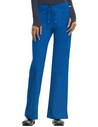Code Happy Bliss w/ Certainty Plus Women's Mid Rise Moderate Flare Petite Pant