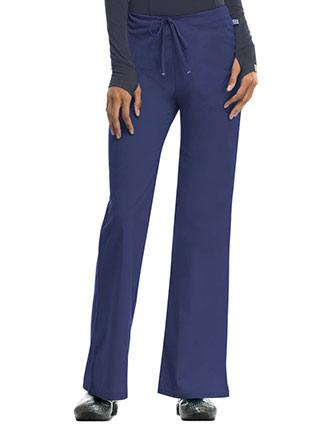 Code Happy Tall Antimicrobial Mid-rise Drawstring Pant
