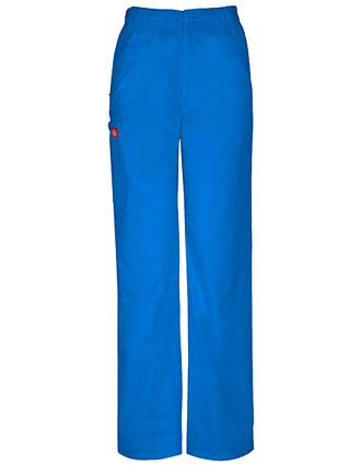 Dickies Evolution NXT Men's Elastic Waist Cargo Scrub Pant