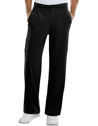 Dickies Men Natural Rise Pull-On w/ Zip Scrub Pants