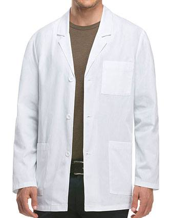 Dickies EDS Mens' 31 Inches Four Pockets Lab Coat-DI-81404