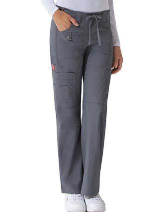 Dickies GenFlex Junior Youtility Cargo Petite Scrub Pants-DI-82155P