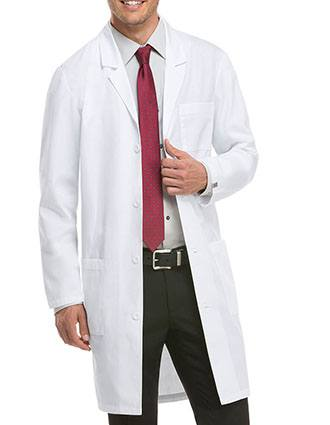 Dickies EDS Unisex 40 inch Three Pocket Medical Lab Coat-DI-83403