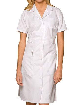 Dickies Missy Three Pocket Notch Collar Nursing Dress-DI-84500