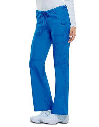 Dickies EDS Signature Women's Junior Fit Low-Rise Cargo Pants-DI-85100