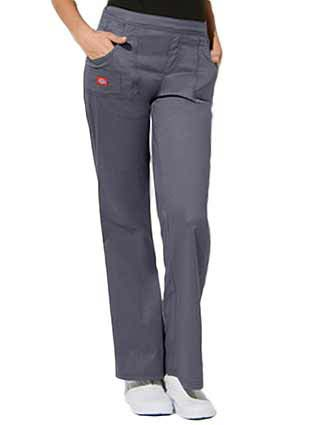 Dickies GenFlex Junior Fit Youtility Multi Pocket Scrub Pants-DI-857355